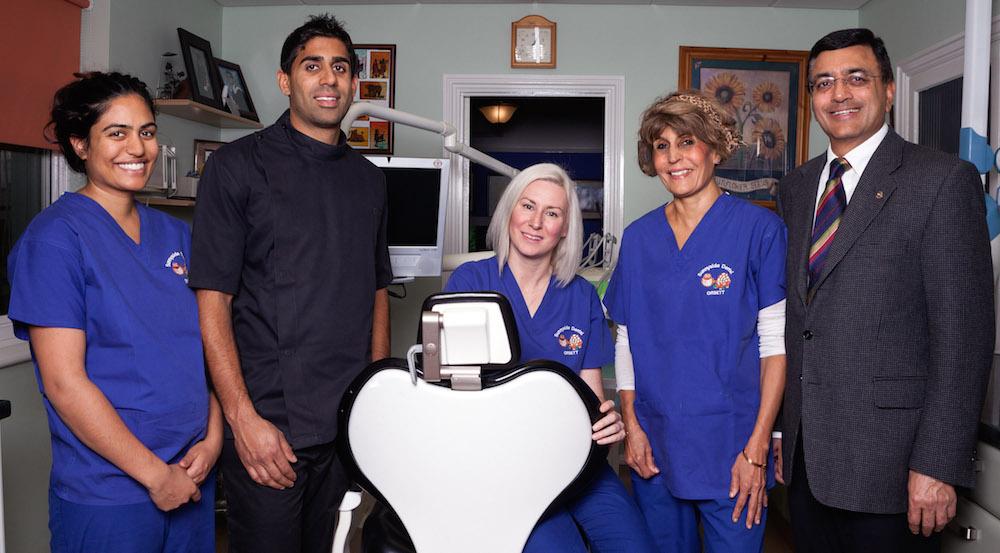 The SunnySide Dental Practice Team Orsett Grays Thurrock